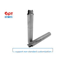 PCD custom steel reamers tool for lathe