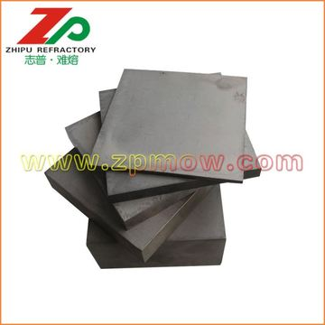 High purity niobium plate,Molybdenum plate for sale