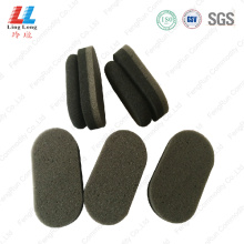 car polish cleaner microfiber wash mitt sponge cleaner