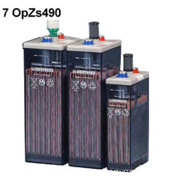 7 opzs 490 Tubular Plate Battery 2V 490ah
