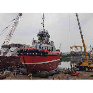 Hoog Flexibel Marine Heavy Lifting Ship Launching Airbag