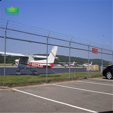 Airport fencing welded mesh fences