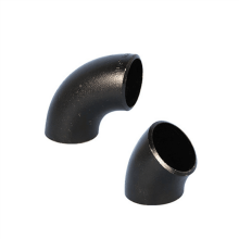 Erw short pipe fitting carbon steel elbow