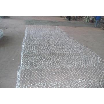 best price galvanized hexagonal wire netting gabions