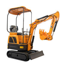 XN12 mini excavator mini farm excavator for garden