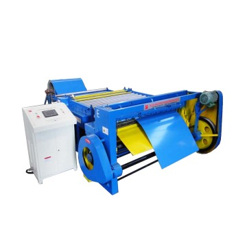 3mm Color Steel Plate Flattening and Cutting Machine