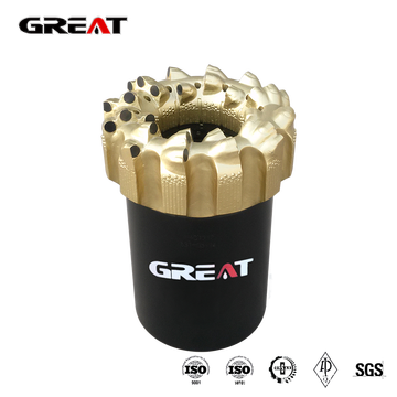 Hard Rock Geological Drilling Impregnated Diamond Core Bit