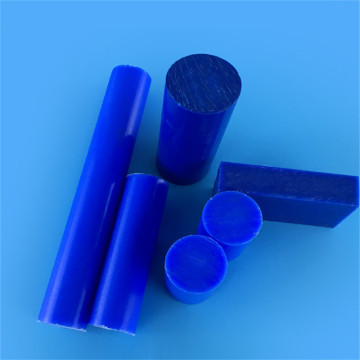 Grade A Blue White Beige NYLON Rod