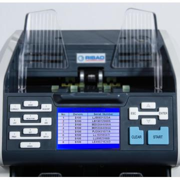 Currency Banknote Counter And Sorter for Czech