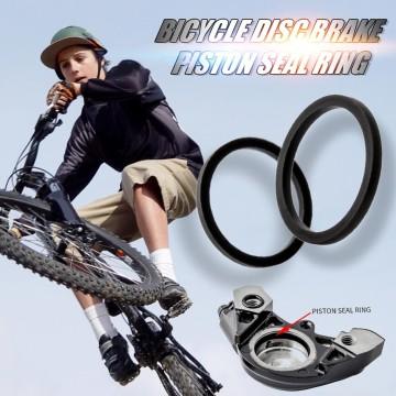 Bicycle Disc Brake Caliper Sealing Ring O-ring Bbrake Piston PE Wear-Resistant Smart Accessories