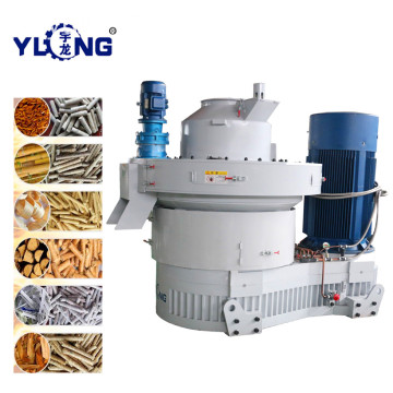 Yulong Palm Fiber Pellet Pressing Equipment
