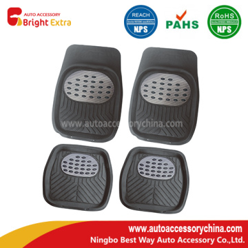 Heavy Duty w/ Aluminum Film Car Mat