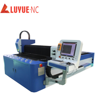 Top-Supply 3 Years Warranty Fiber Laser Cutting Machine
