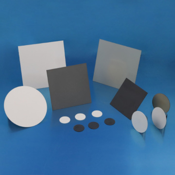 High Heat Dissipation Aluminum Nitride AlN Ceramic Base