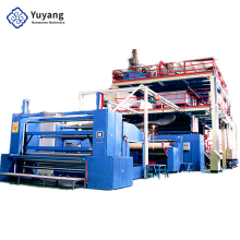 Non woven fabric making machine 2020