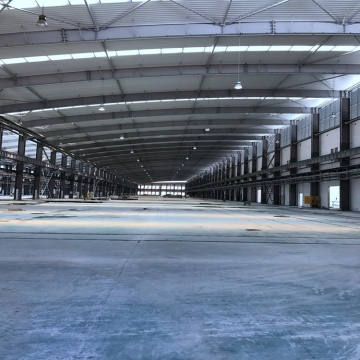 Professional Prefabricated Steel structure warehouse