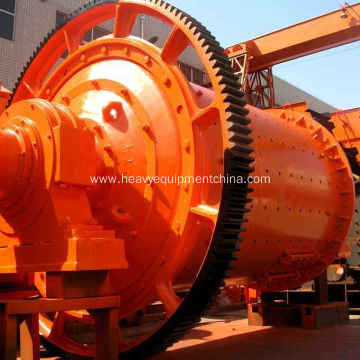 1830x4500 Ball Mill For Silica Sand Grinding Plant