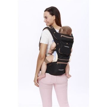 Adjustable Newborn to Toddler Black Carriers