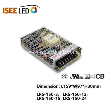 LRS-150 Meanwell Switching Power Supply 150W