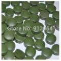 Buy three get one free Export quality Pharmaceutical grade organic Spirulina Tablet Enhance-immune Anti-fatigue about 400pills