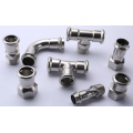 M Profile 316L Supply Steel Pipe Fitting