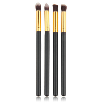 4 luxurious eye shadow brushes
