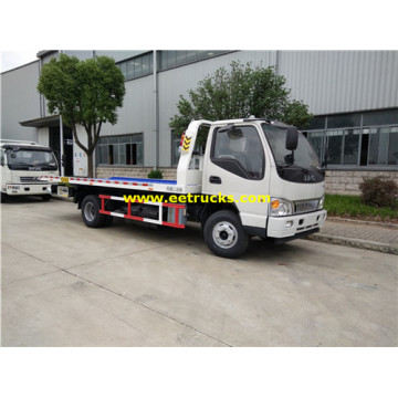 JAC 6 Ton Two Cars Tow Trucks