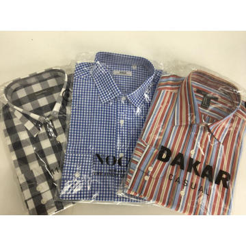 Men's Classic Long Sleeve Pocket Shirt