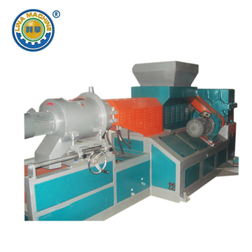 Pasadyang Double Screw Water Ring Pelletizing Line