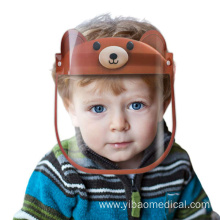Adjustable Kids Safety Face Shield Protection with Anti-Fog
