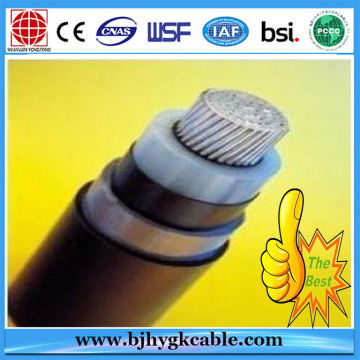 110KV Grade and 220KV High Voltage insulated cable