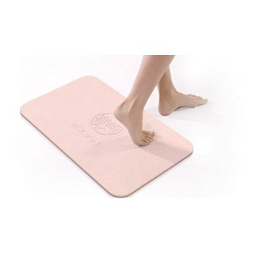 2018 Japanese brand diatomaceous earth bath mat