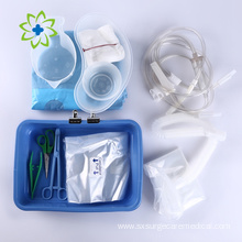 Medical Gel Ice Surgical Drape Procedure Pack