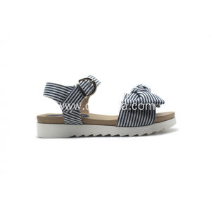 Lightweight Children's Casual Sandal With bowknot
