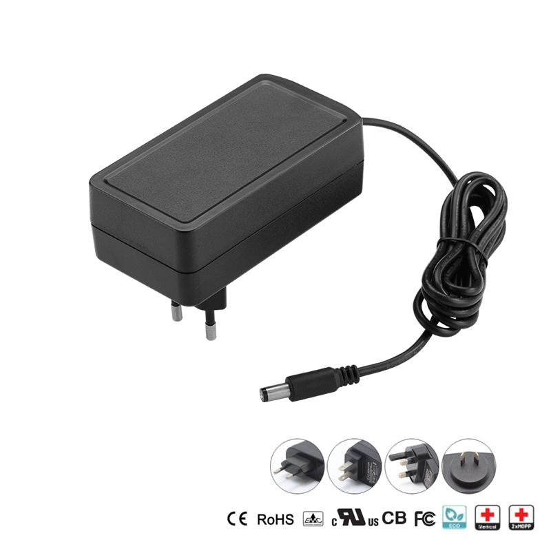 30W Medical Power Adapter