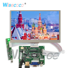 raspberry pi 7.0 inch display resolution 1024x600 EJ070NA-01J 60HZ 40-pin control panel is used to replace the repair screen