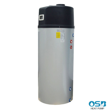 Solar Thermal Integrated Heat Pump Water Heater