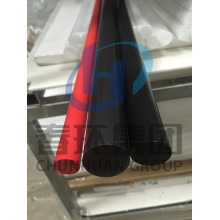PTFE rod filled with carbon graphite glass bronze moly
