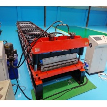 Ibr Metal Sheet Roof Panel Tile Making Machine