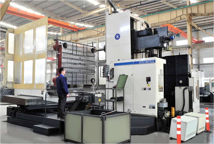 China injection machine