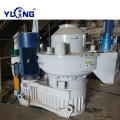 YULONG XGJ850 2.5-3.5T/H straw pellet press price