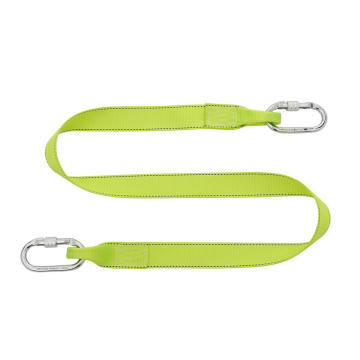 Custom Safety Rope With Carabiner, 23KN