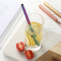 Portable Folding Drinking Collapsible stainless steel straw