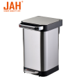 JAH Square Compactor Trash Can Dustbin for Home
