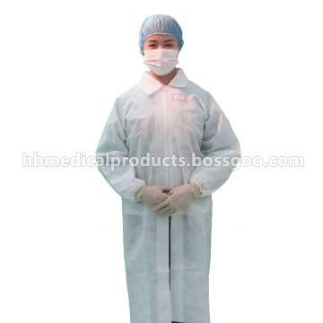 High performance lab gown