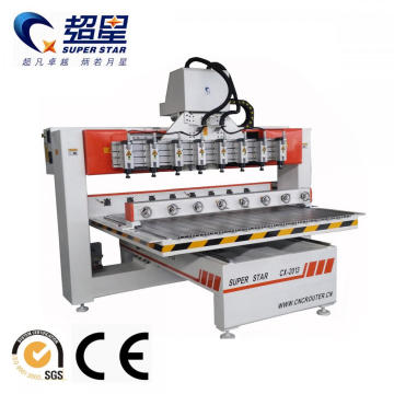 Wood carving cnc machine for sofa legs