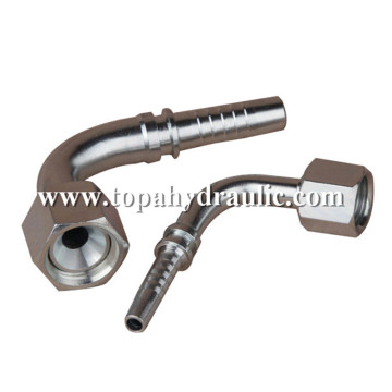 Gas aluminum stainless steel copper hardware brass hydraulic hose pipe fitting