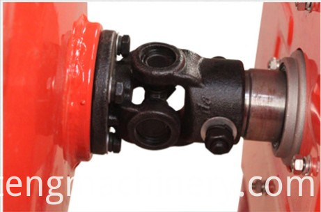 Universal joint connection