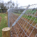 heavy galvanized high strength cattle deer wild fence