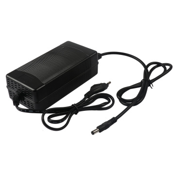 42V 3A Scooter Charger With 5.5*2.1mm Connector